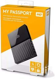 Wd Passport 4tb External | Laptops & Computers for sale in Greater Accra, Osu