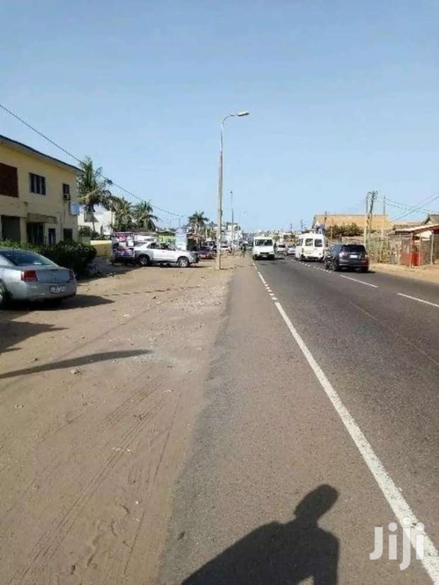 Commercial Property For Filing Station On The Osu-labadi Road