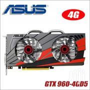 Asus Gtx 960 4G Gaming Graphics Card | Laptops & Computers for sale in Greater Accra, Kwashieman