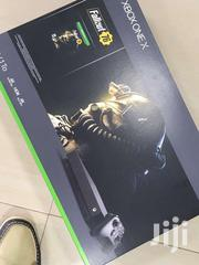 XBOX ONE X 1TB New In Box Fallout 76   Video Game Consoles for sale in Greater Accra, Darkuman