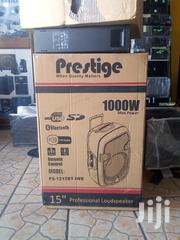 Professional Speaker With Bluetooth And Microphone | Audio & Music Equipment for sale in Greater Accra, Asylum Down