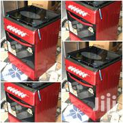 Ferre 60x60 Red 4 Burner Gas Cooker With Oven and Grill | Restaurant & Catering Equipment for sale in Greater Accra, Accra Metropolitan