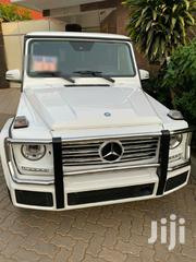 New Mercedes-Benz G-Class 2017 White | Cars for sale in Greater Accra, Adenta Municipal