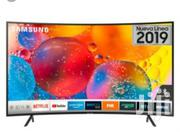 Samsung 49RU7300 49 Inch Curved Smart 4K UHD TV Series 7 (2019)Black | TV & DVD Equipment for sale in Greater Accra, Adabraka