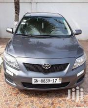Toyota Corolla 2009 1.6 Advanced m-mt Gray | Cars for sale in Brong Ahafo, Kintampo North Municipal