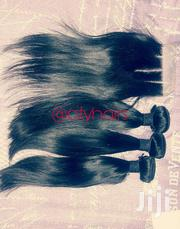 Malaysian Human Hair With Closure 12 Inches | Hair Beauty for sale in Greater Accra, Accra Metropolitan