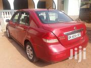 Nissan Versa 2010 1.8 S Sedan Red | Cars for sale in Greater Accra, Kwashieman