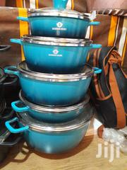 5pcs Nonstick Cookware Set | Kitchen & Dining for sale in Greater Accra, Bubuashie