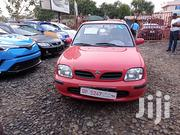 Nissan Micra 2002 Red | Cars for sale in Greater Accra, Nungua East