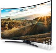 Samsung 55 Curved Smart Series 7 4k Uhd Tv | TV & DVD Equipment for sale in Greater Accra, Agbogbloshie