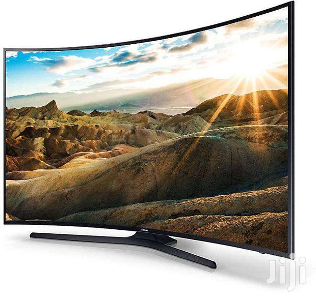 Samsung Curved Smart Series 7 4k Uhd Tv 55""