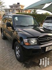 Mitsubishi Montero 2001 LWB Black | Cars for sale in Greater Accra, East Legon