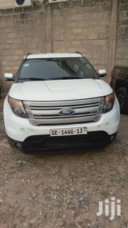 Ford Explorer 2013 White | Cars for sale in Greater Accra, Adenta Municipal