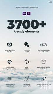 3700+ Trendy Motion Graphics Package | Software for sale in Greater Accra, Achimota