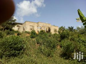 Uncompleted House With a Plot of Land for Sale