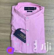 Polo Shirt Short Neck Long Sleeve | Clothing for sale in Greater Accra, Adenta Municipal