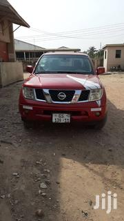 Nissan Navara 2.5 dCi 2011 Red | Cars for sale in Greater Accra, Adabraka