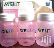 4 Pink Avent Classic Bottles A Steam Sterilizer And A Warmer | Babies & Kids Accessories for sale in Ashanti, Kumasi Metropolitan