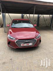 Hyundai Elantra 2017 Red | Cars for sale in Greater Accra, Ga West Municipal