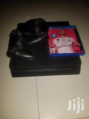 PS4 Slim 1TB 2 Controllers + Fifa 20 | Video Games for sale in Greater Accra, Adabraka