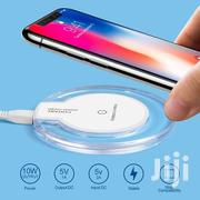 Wireless Charger Ultra Thin Led Fast Charging Pad   Clothing Accessories for sale in Greater Accra, Achimota