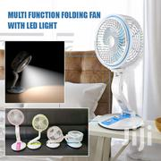 Rechargeable Folding Fan With Led Light | Home Appliances for sale in Greater Accra, Accra Metropolitan