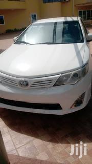 Toyota Camry 2012 White | Cars for sale in Greater Accra, East Legon (Okponglo)