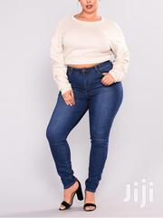 High Waist / Body Sculpt Jeans Trousers | Clothing for sale in Greater Accra, Dzorwulu