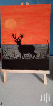 Nature on Canvas Wall Painting | Arts & Crafts for sale in Greater Accra, Osu