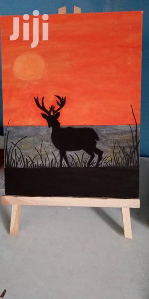 Nature on Canvas Wall Painting