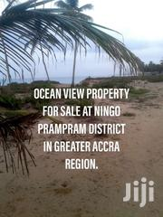 WATERFRONT VIEW AND BEACH LAND FOR SALE @ GREATER ACCRA AND V/R.   Land & Plots For Sale for sale in Greater Accra, East Legon
