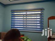 Cute Blue Zebra Blinds Curtains for Homes and Offices | Home Accessories for sale in Greater Accra, North Dzorwulu