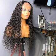 Cambodian Wet Curls Closure 24"