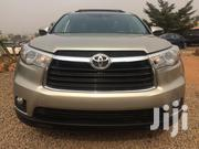 Toyota Highlander 2014 Gold | Cars for sale in Greater Accra, Dzorwulu