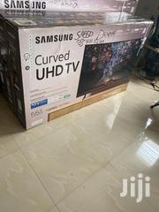Samsung Curved 4K Uhd TV 7 Series 55inchs | TV & DVD Equipment for sale in Greater Accra, East Legon