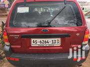 Ford Escape 2005 Limited 4x4 Red | Cars for sale in Ashanti, Kumasi Metropolitan