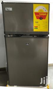 Protech 152 Double Door Frisge New Table Top +Top Freezer | Kitchen Appliances for sale in Greater Accra, Achimota