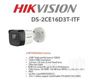 Hikvision 2MP Ultra Low Light Fixed Mini Bullet Camera | Security & Surveillance for sale in Greater Accra, Osu