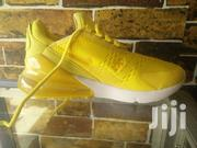 Nike 270 Yellow Color Brand New | Shoes for sale in Greater Accra, Adenta Municipal