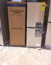 Nasco 227 Bottom Freezer Silver Fridge New in Box | Kitchen Appliances for sale in Greater Accra, Achimota