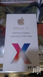 iPhone X Lighting Cable Charger   Accessories for Mobile Phones & Tablets for sale in Greater Accra, Dansoman