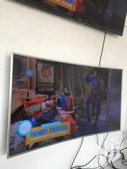 """SAMSUNG 49""""Curved UHD 4K Smart Satellite 