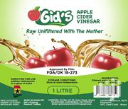 Raw Unfiltered Apple Cider Vinegar With The Mother | Feeds, Supplements & Seeds for sale in Greater Accra, Odorkor