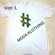 T Shirt With African Print | Clothing for sale in Greater Accra, Osu