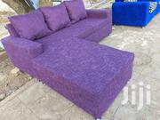 Brand New Quality Italian L Shape Sofa | Furniture for sale in Greater Accra, Adenta Municipal