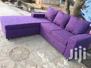 Is Brand New High Quality Italian L Shape Sofa | Furniture for sale in Greater Accra, Achimota