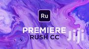 Adobe Premiere Rush CC 2020 | Software for sale in Greater Accra, Kwashieman