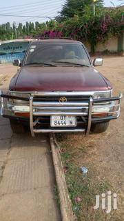 Toyota 4-Runner 1998 Purple | Cars for sale in Greater Accra, Tema Metropolitan