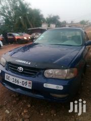 Toyota Corolla 2001 Sedan Blue | Cars for sale in Eastern Region, Atiwa