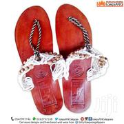 Women Slippers, Big Twisted Strap With Bead   Shoes for sale in Eastern Region, Asuogyaman